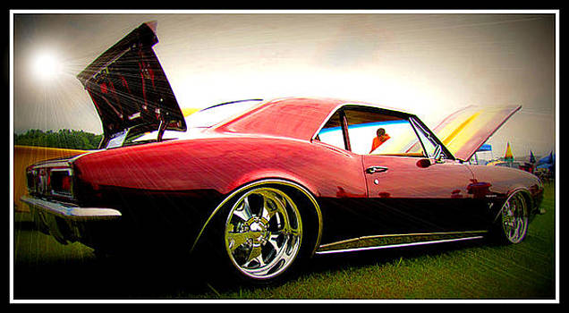 Camaro Sunset by Bobby Martin