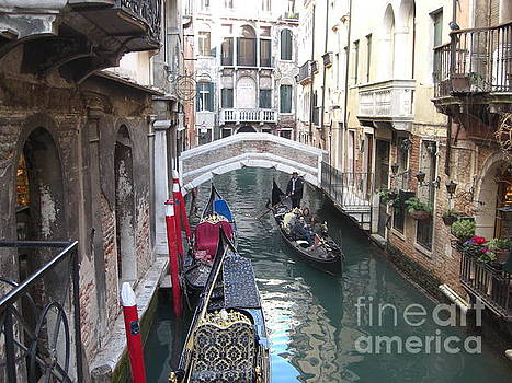 Canals of Venice by Paul Jessop