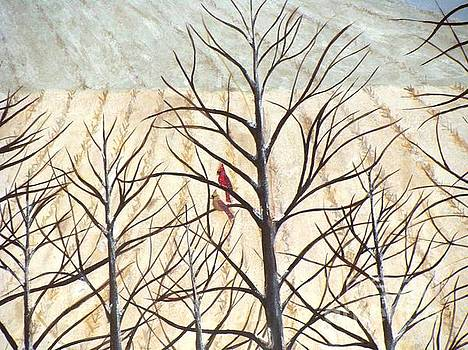 Cardinals by Erin Mikels
