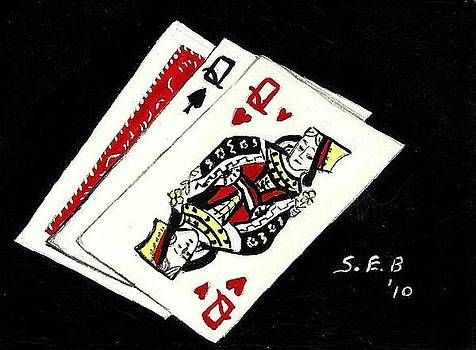Cards by Susan Bromlow