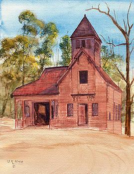 Carriage Barn by Joanne King