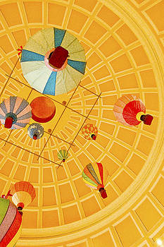 Casino Ceiling by Beverly Hanson