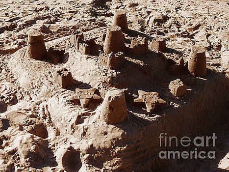Castles Made Of Sand by Xueling Zou