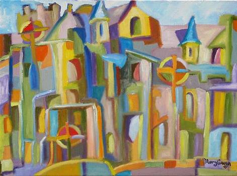 Castles by Mary Gwyn Bowen
