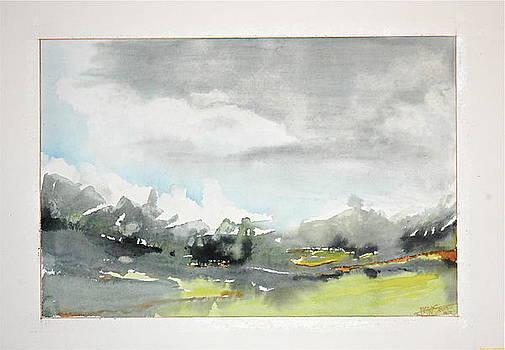 Change of weather by HGW Schmidt