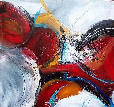 Charlie Mingus by Jane Robinson
