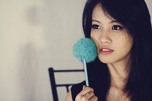 Charming Lady by Kent Nguyen