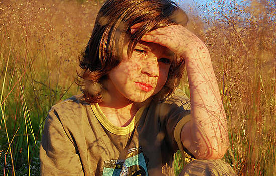 Childhood by Bakhtiar Umataliev