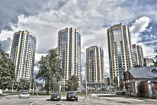City by Alex Petrov