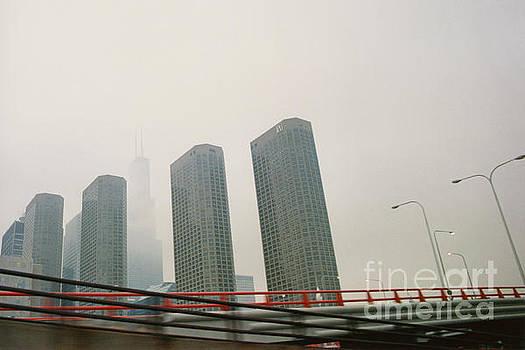 City full frame by John  Fix
