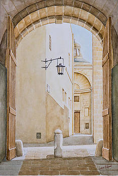 City Gate. 160 by Louis Mifsud