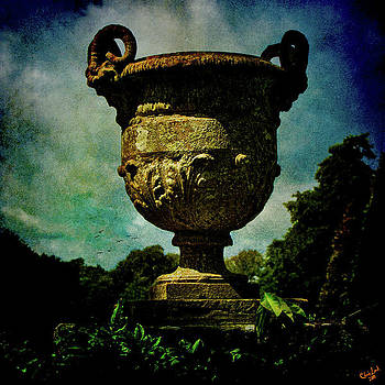Classic Monumental Garden Urn by Chris Lord