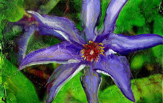 Clematis by Gary Deslauriers