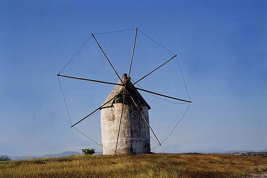 Cliche  Tilting At Windmills by Rianna Stackhouse