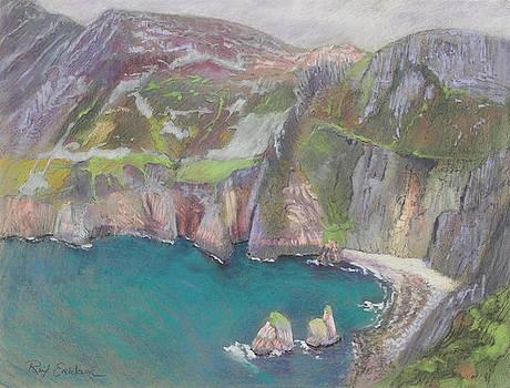 Cliffs of bun Glas by Reif Erickson