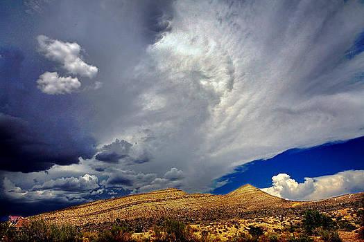 Cloud Inferno by Nabila Khanam
