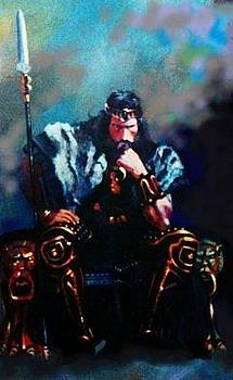Conan by Mark Dallmeier