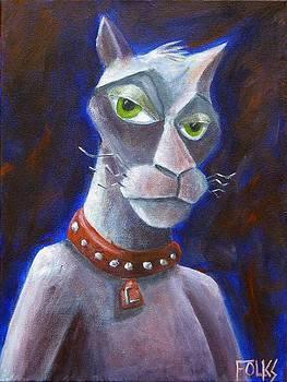 Constantine The Cat Burglar by Eva Folks