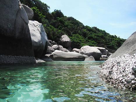 Cool Water by Manik Designs