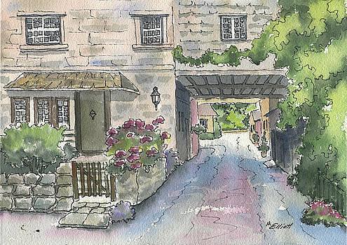Cottage for Ann by Marsha Elliott