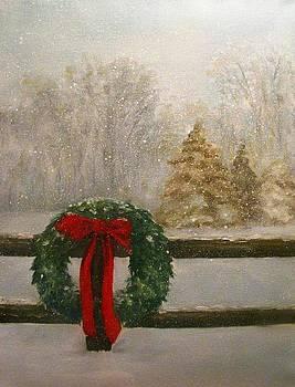 Country Christmas by Richard Klingbeil