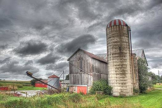 Country Storm by John-Paul Fillion