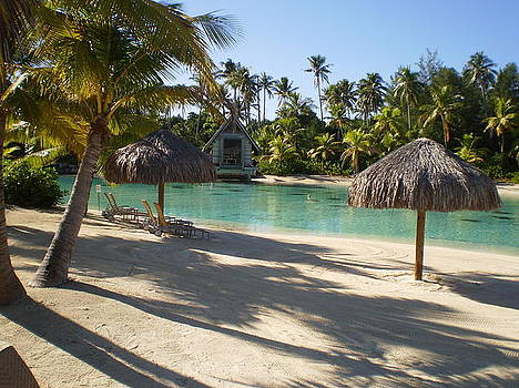 Couples Retreat in Bora Bora by Paul Jessop