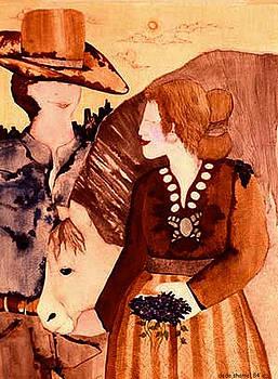 Cowboy Love by Dede Shamel Davalos