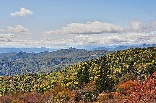 Cowee Mountains by Donnie Smith