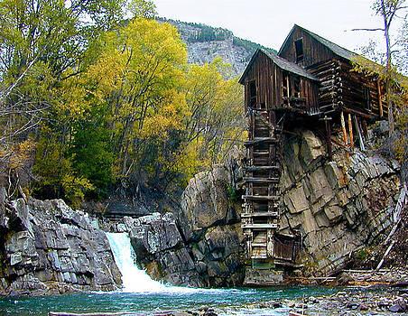 Crystal Mill by Walt Jackson
