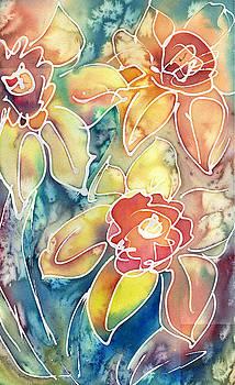 Daffodils by M C Sturman