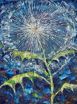 Dandelion by Avi Gorzhaltsan