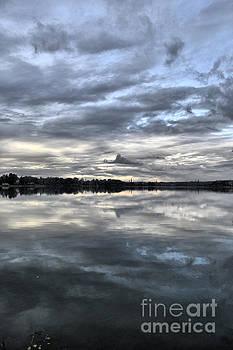 Dark lake by Alex Petrov