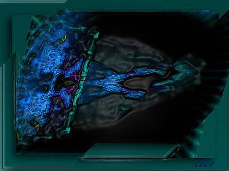 Deep Blue by Zvetan Mumdgiev
