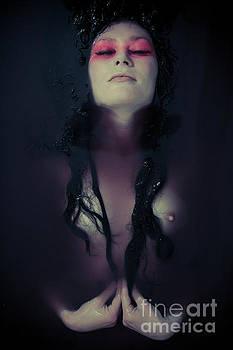Deep Water Blackout 1 by MrsRedhead Olga