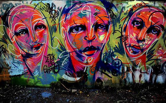 Detox the Ghetto by Frank DiGiovanni