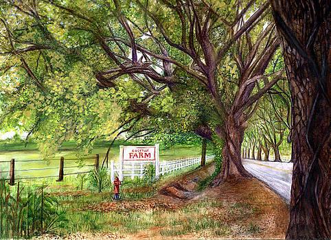 Docville Farm by Elaine Hodges