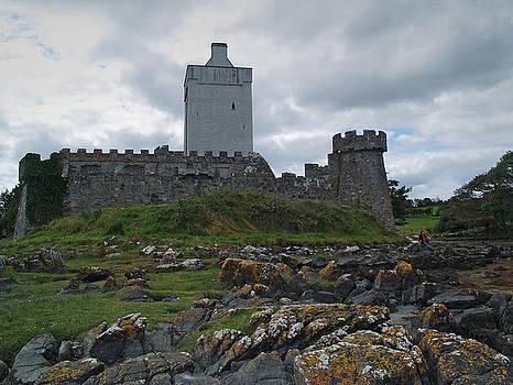Doe Castle 2 by Steve Watson