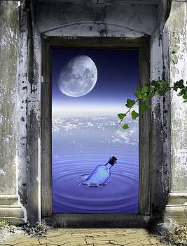 Door To Nowhere by Pavlos Vlachos