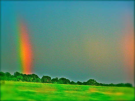 Double Rainbow by Amber Hennessey