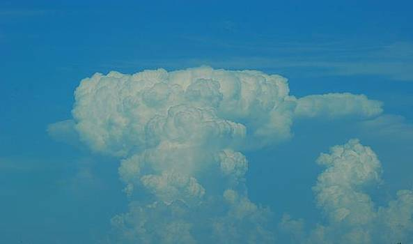 Dramatic Clouds by Wanda Jesfield