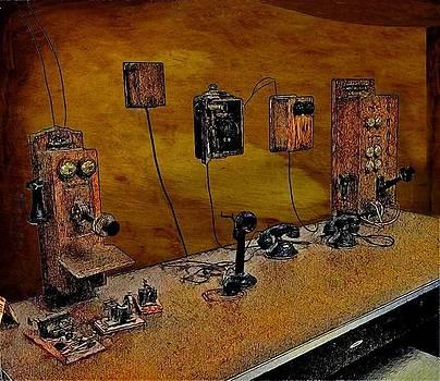 Early Communications by Rick Davis