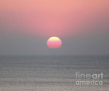Easter Sunrise by Marilyn West