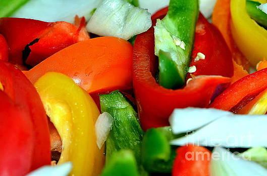 Eat Your Vegetables.... by Tanya Tanski
