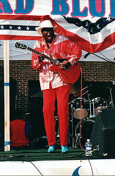 Eddy Clearwater by Otis L Stanley