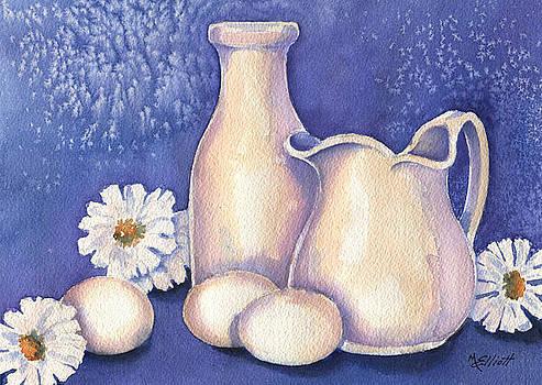 Egg Whites by Marsha Elliott