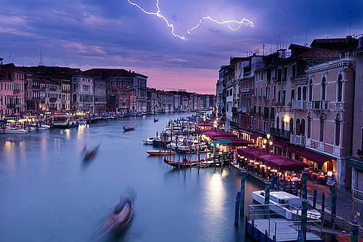 Elettricita Veneziana  by Floriana Barbu