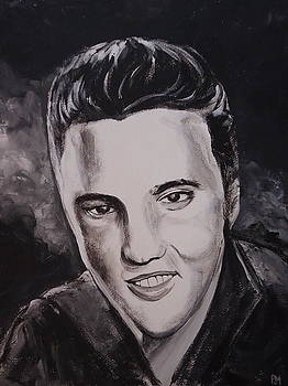 Elvis by Pete Maier