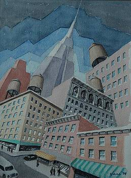 Empire State by Lester Glass