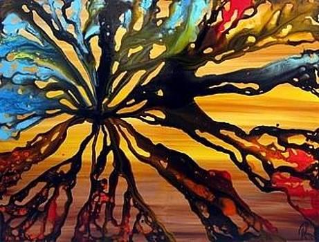Energy Flow Unleashed by Marina K Rehrmann